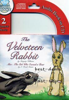 The Velveteen Rabbit Childrens Audio Book CD New