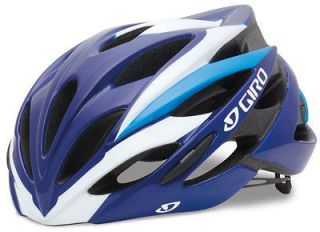 Giro Savant Navy Blue/Blue Cycling Helmet Road Triathlon New