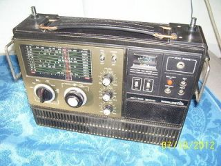 WORLDSTAR MG 6000 Multiband Receiver Radio 10 BAND Nice & Works,Needs