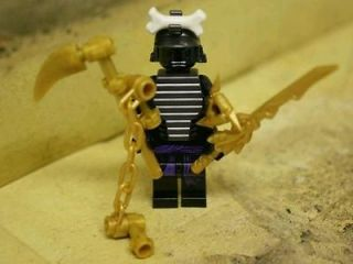 Lego Ninjago Epic Dragon Battle 9450 Lord Garmadon Minifigure Only New