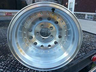 American Racing Outlaw II 5x4.5 lug 15x10 Rims rim tires great