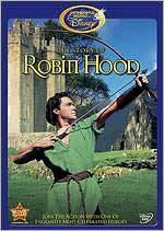 The Story of Robin Hood and His Merrie Men DVD, 2009