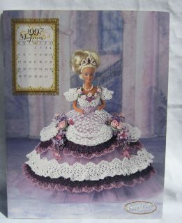 Ball Gowns   Master Crochet Series   Miss January 1997   Annie Potter