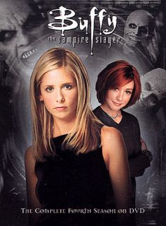New Sealed Buffy The Vampire Slayer Complete 4th Season DVD TV Series