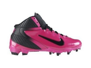 pink nike football cleats in Sporting Goods