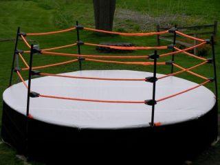 Backyard wrestling movie clips