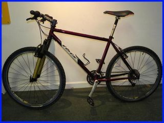 Ibis Bicycle Shimano Deore XT Gears Drivetrain MAVIC Crosslink Rims