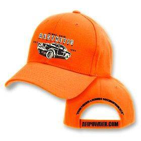 Aesthetic Finishers 1955 Chevy Gasser Hot Rod Hat / Cap
