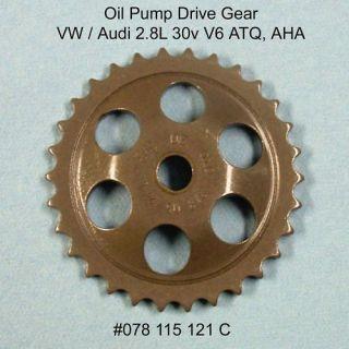 VW Audi V6 30v ATQ AHA B5 .5 Oil Pump Gear 078115121C (Fits 1999