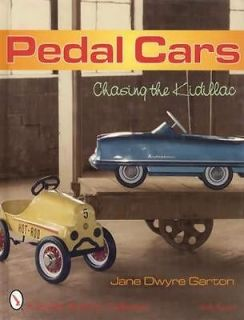 Vintage Pedal Cars Collector Price ID Reference incl Garton Murray AMF