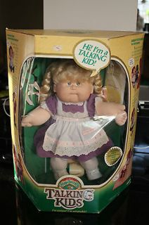 MINT CPK Cabbage Patch Talking Kids Doll Joyvita Celosia (3590