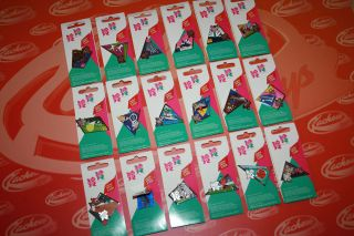 London Olympics 2012 * Days of the Games Pin Badges * CHOOSE YOUR PIN