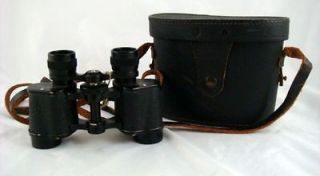 Clement Paris 8x25 Coated Binoculars With Case