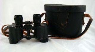 Clement Paris 8x25 Coated Binoculars Wi Case