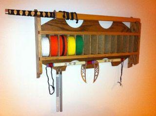 Martial Arts Karate Belt Display Shelf