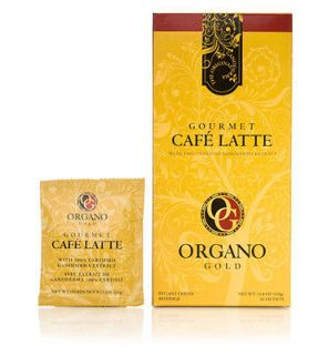 organo gold gourmet cafe latte in Flavored Coffee