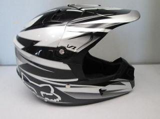 FOX 2012 V1 Off Road Race Motorcycle Helmet