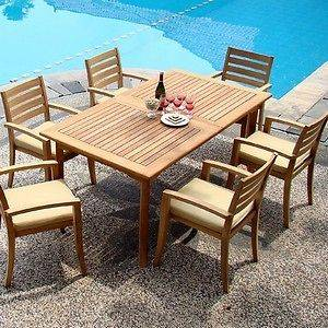 Teak Patio Furniture in Patio & Garden Furniture Sets