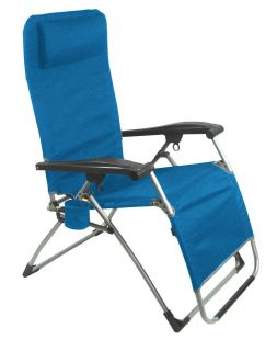 anti gravity lounger with fabric cover pinch free zero gravity
