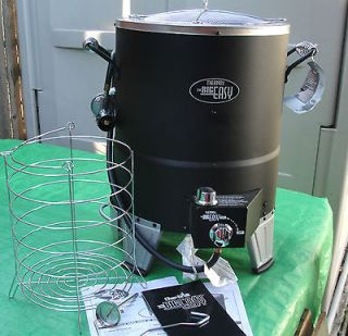 The Big Easy Oil Less Turkey Cooker Infrared Radiant Cooking Propane