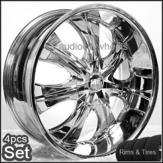 24 inch rims and tires in Wheel + Tire Packages