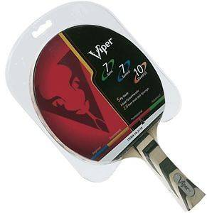 Viper Table Tennis Ping Pong Racket Paddle 7 7 10