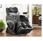 16027 BLACK Full Body Zero Gravity Massage Chair Recliner w/ Remote