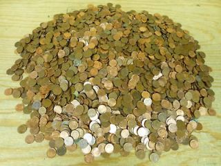 LBs Of Canadian Copper Pennies