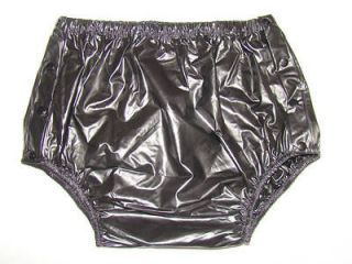 ADULT BABY SNAP ON PLASTIC PANTS Incontinence New #P004 2 Size X