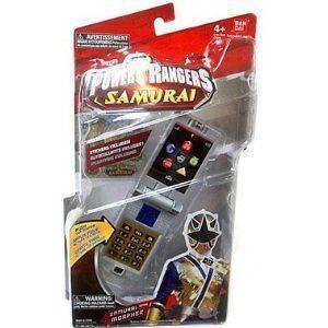 power rangers samurai morpher in TV, Movie & Video Games