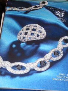 2010  2011 Premier Designs Jewelry collection Catalog Brochure New 100
