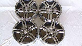 Acura Honda 17x7.5 Gunmetal A Spec TSX RSX TL Wheels Rims OEM Factory