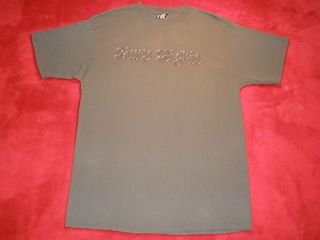 Limp Bizkit t shirt Green XLarge Concert Tour Tee XL Ladies Nite in
