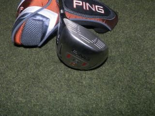 AWESOME LEFT HANDED PING GOLF CLUB G10 10.5* DRIVER WITH A SENIOR FLEX
