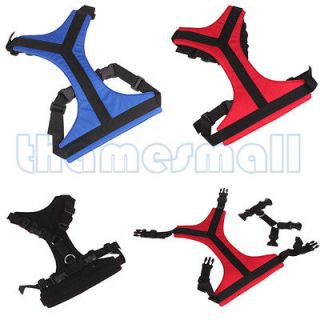 Pet Dog Puppy Safety Seat Belt Harness for Car Vehicle Travel