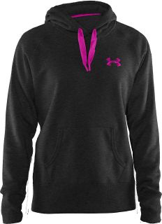 Under Armour Storm Charged Cotton Fleece Hoodie Asphalt Heather/Pink