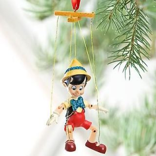 Christmas Decoration Puppet PINOCCHIO MARIONETTE TREE ORNAMENT