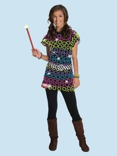 Halloween Child Alex Polka Dot Small Costume Wizards of Waverly Place