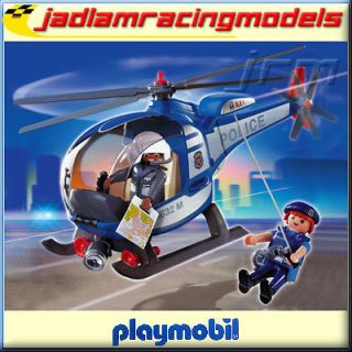 PLAYMOBIL Police Helicopter   Police Copter 4267