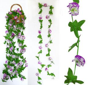 Clove Vine Hanging Bush Plant Artificial Flower Wedding Garland Arch