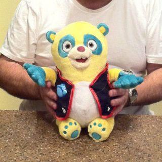 SPECIAL AGENT OSO Bear Plush Doll 14 Stuffed Animal NWT