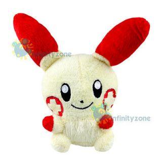 NEW Nintendo Pokemon 5 Plusle Soft Plush Figure Doll Toy