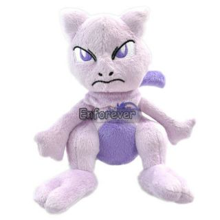 New Pokemon 10 Mewtwo Rare Plush Soft Toy Doll^PC1817