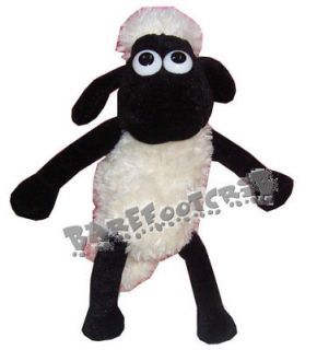 NEW CUTE FOR THE SHAUN THE SHEEP PLUSH TOY cute 8 DOLL FREE SHIPPING