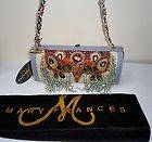 NWT 255 Mary Frances Holiday Bell Handbag