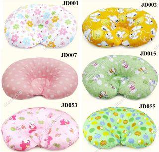 Baby Infant Newborn Prevent Flat Head Shape Pillow/Safe Support/Sleep