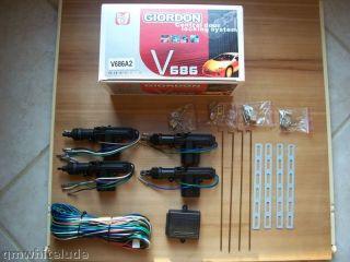 power door lock kit 4 door