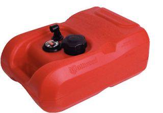 GAL GAS TANK W/GA EPA/CARB BOAT MARINE Fuel Portable Topside Tanks