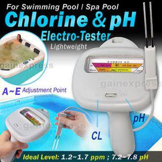 Professional Chlorine Low Midget Swimming Pool Test Kit K 1744l