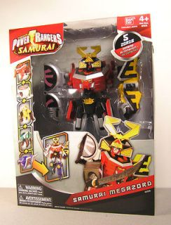 power ranger samurai megazord in TV, Movie & Video Games